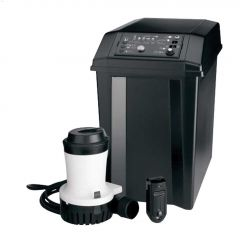 12VDC Emergency Battery Backup Sump Pump System