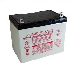 40 Amp-Hour Pump\/Sump Battery