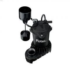 1/3 HP Zinc/Cast Iron Submersible Sump Pump