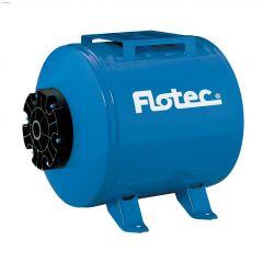 6 gal Blue Horizontal Pre Charged Pressure Tank