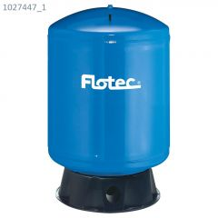 19 gal Blue Vertical Pre Charged Pressure Tank