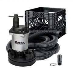 Stow & Flo 1/4 HP All-In-One Utility Pump Kit