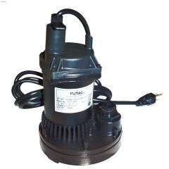 1/6 HP 115VAC Submersible Water Removal Utility Pump