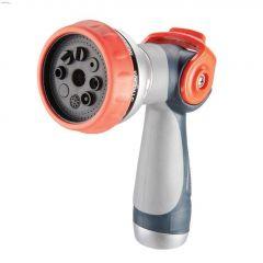 8 Pattern Thumb Control Spray Nozzle