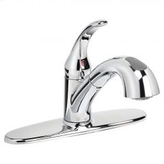 1-Handle Palo Pull-Out Kitchen Faucet
