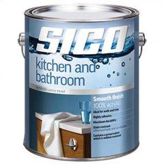 1 L Kitchen & Bathroom Interior Latex Paint