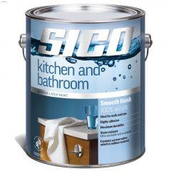4 L Kitchen & Bathroom Interior Latex Paint