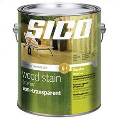 4 L Tintable Base Satin Semi-Transparent Wood Finish