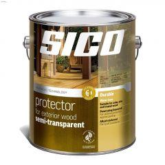 Flat Satin Water-Based Exterior Protector