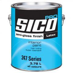 3 L Acrylic Latex Semi-Gloss Interior Latex Paint