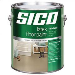 1 L Interior & Exterior Latex Floor Paint