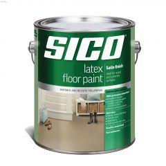 4 L Interior & Exterior Latex Floor Paint