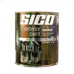 1 L 100% Acrylic Satin Exterior Latex Paint