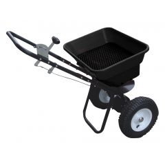 80 lbs Walk-Behind Spreader
