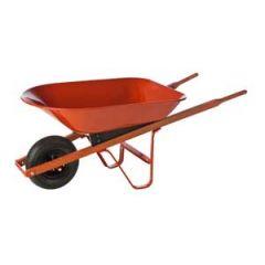 True Temper Homeowner Steel-Tray Wheelbarrow