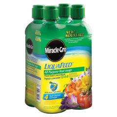 Miracle-Gro LiquaFeed Refill-4/Pack