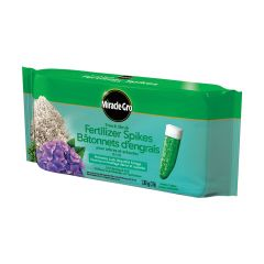 Miracle Gro Tree and Shrub Spikes-12/Pack