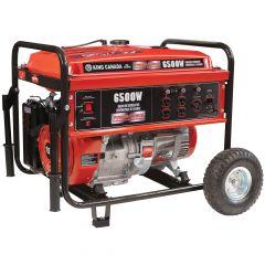 6500W Portable Gasoline Generator