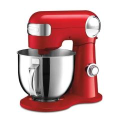 5.5 Quart Red Stand Mixer