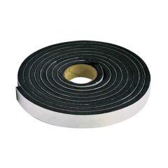 "1"" Black Closed Cell Foam Tape"