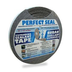 "1/4"" to 1"" x 13' Grey Expanding Sealant Tape"