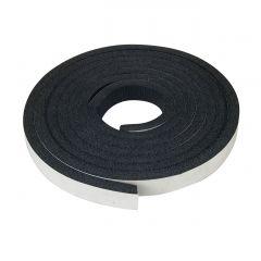 """3/8"""" x 3/4"""" x 10' Black Foam Tape"""