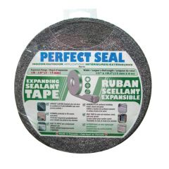 "1/8"" x 1/2"" x 19.7' Expanding Grey Sealant Tape"