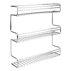 Classico Wall Mount Spice Rack - 3 Shelves