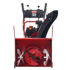 "Troy-bilt 272cc 24"" 3 Stage Snowblower Airless Tires"
