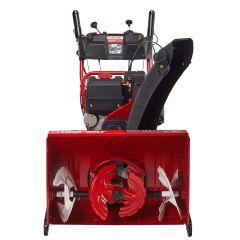 "Troy-bilt 357cc 28"" 3 Stage Snowblower Airless Tires"