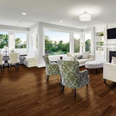 "6.5"" Burnt Umber Oak Engineered Hardwood (38.79sf)"