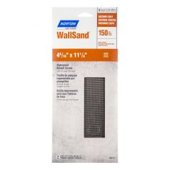 "Wallsand Drywall Sanding Screen Sheets 4""X11"" 220grit-2/Pack"