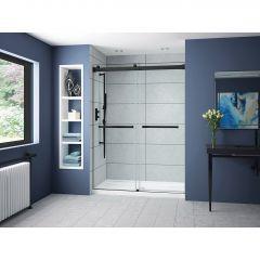 Gemini In-line Bypass Plus Shower Door