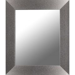 Silver Finished Framed Mirror