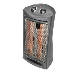 1500w Infrared Quartz Heater With Thermostat