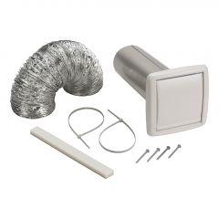Bath Fan Install Kit Wall