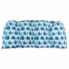 Loveseat Cushion Blue