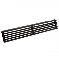 Flame Monaco Louver Kit for Zero Clearance Fireplace
