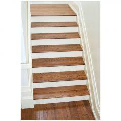 "36"" Natural Grade Oak Stair Tread"