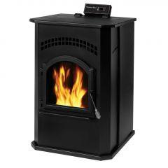 Summers Heat Smart Pellet Stove 2200 Sq Ft