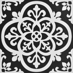"""12"""" X 12"""" Gothic Floor Pop Tiles-10/Pack"""