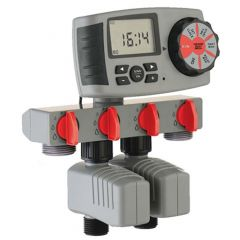 2 Zone Electronic Water Timer