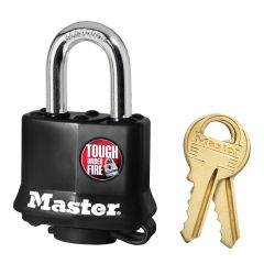 "1-9/16"" Covered Laminated Padlock"