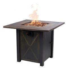 Belden 30 Inch Gas Fire Table