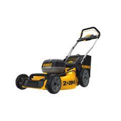 Dewalt 2X 20 Volt Max 3-in-1 Cordless Lawn Mower 20 Inch