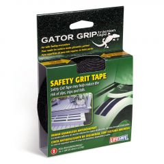 "Gator Grip Anti-slip Black Tape - 1"" x 15'"