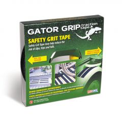"Gator Grip Anti-slip Black Tape - 1"" x 60'"