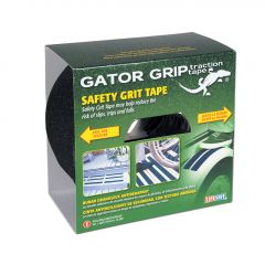 "Gator Grip Anti-slip Black Tape - 4"" x 60'"