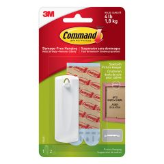 Command Sawtooth Picture Hanger Water Resistant Strips