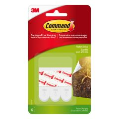 Command Small Poster Strips